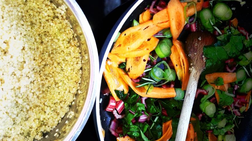 quinoa-gemuese