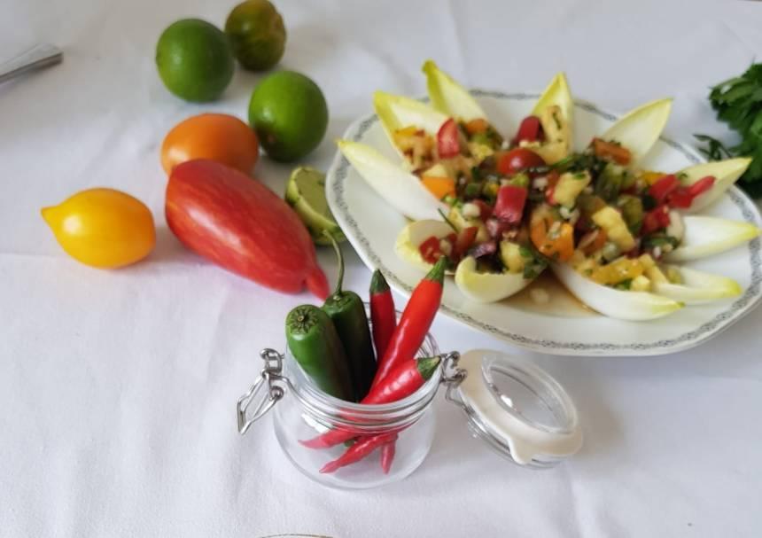 salat spicy 6