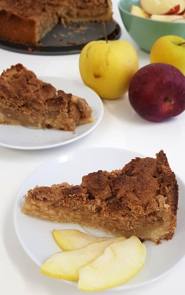 Apfelkuchen_Vegan 3