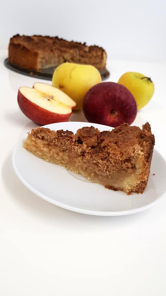 Apfelkuchen_Vegan 4